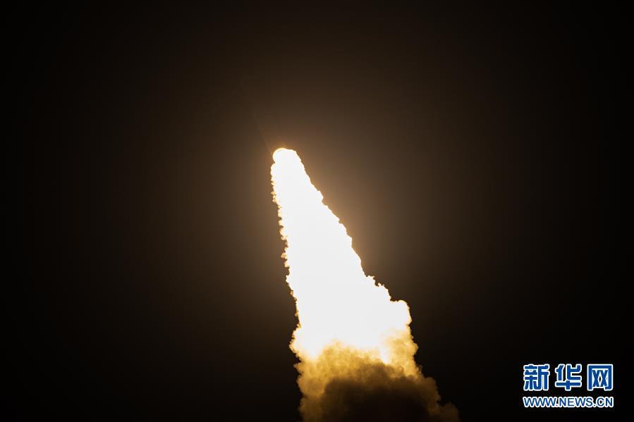(科技)(2)我國成功發射引力波暴高能電磁對應體全天監測器衛星