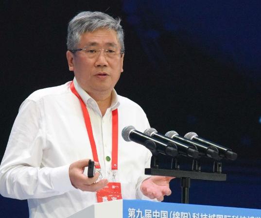 绵阳科博会| 中国工程院院士张平:5G已成为工业互联网的核心部分
