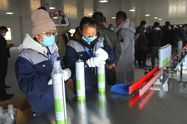甘孜州首家供氧生产企业在理塘县投产.jpg