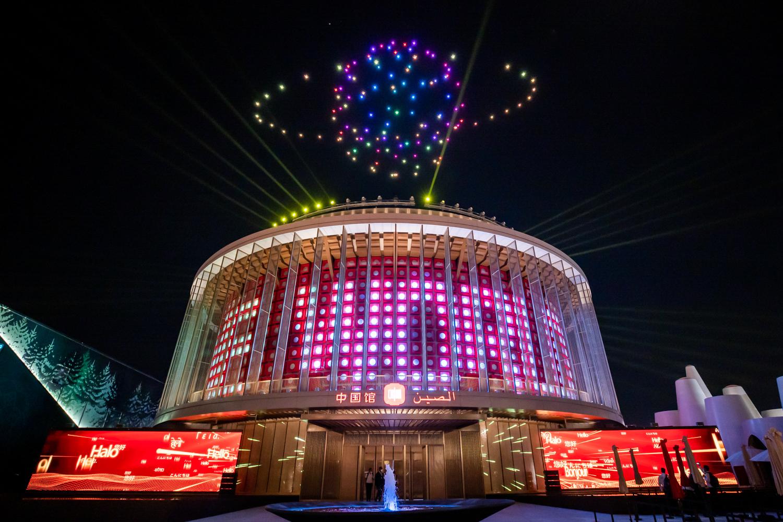 迪拜世博会中国馆